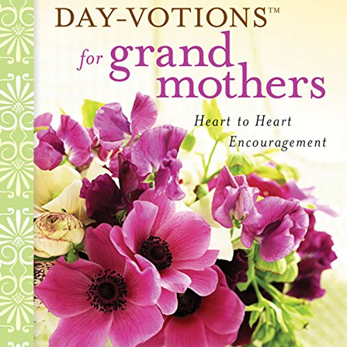 Day-Votions for Grandmothers cover art