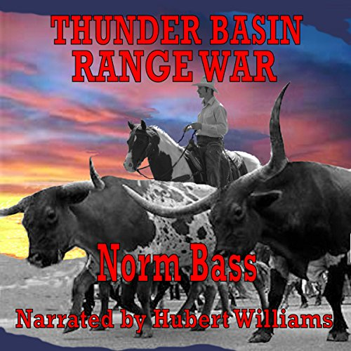 Thunder Basin Range War audiobook cover art