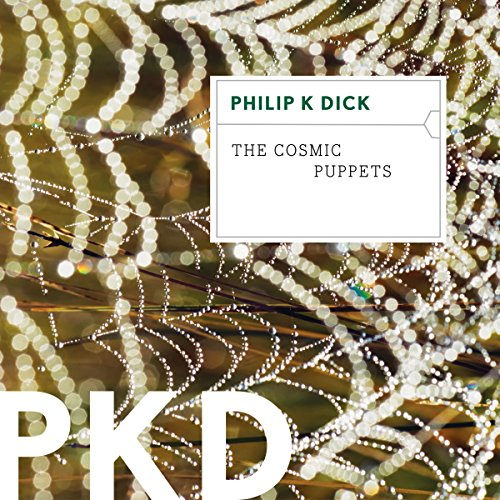 The Cosmic Puppets audiobook cover art