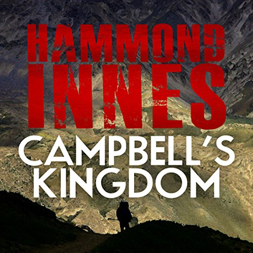 Campbell's Kingdom audiobook cover art