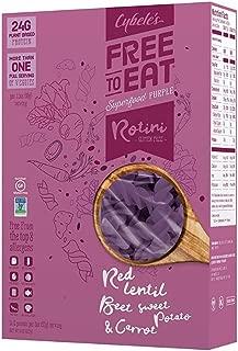StarSun Depot Superfood Pasta Purple, 8 oz (1 Item)