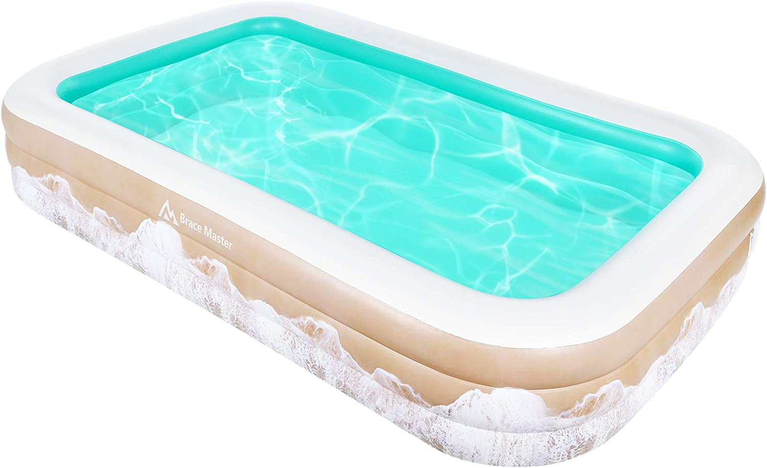 Financial sales sale Brace Master Department store Inflatable Swimming Pool Blow Up x 92