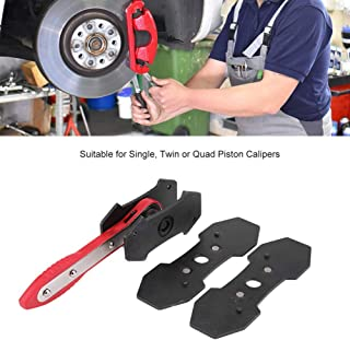 Supercrazy Car Brake Piston Caliper Press Tool Disc Brake Piston Calipers Spreader Separator Pad Installation Removal Wrench SF0298