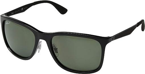 Black/Polar Green