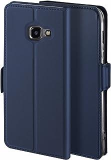 Libra_J Case for Samsung Galaxy J4 Plus case, [Stand Function] [Card Slot] [Magnet] [Anti-Slip] Premium Leather Flip Case ...