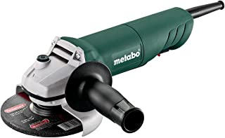 Metabo WP 850-115 Paddle Switch Angle Grinder, 4.5