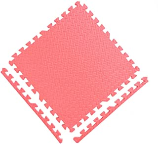 MAHFEI Interlocking Foam Floor Mats Living Room Puzzle Pad Baby Crawling Floor Protection Soft Buffer Easy To Clean PE,mul...