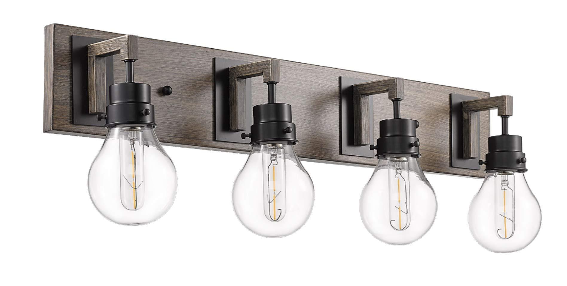Tools & Home Improvement BUYGOO USB Hollywood Style Vanity Mirror ...