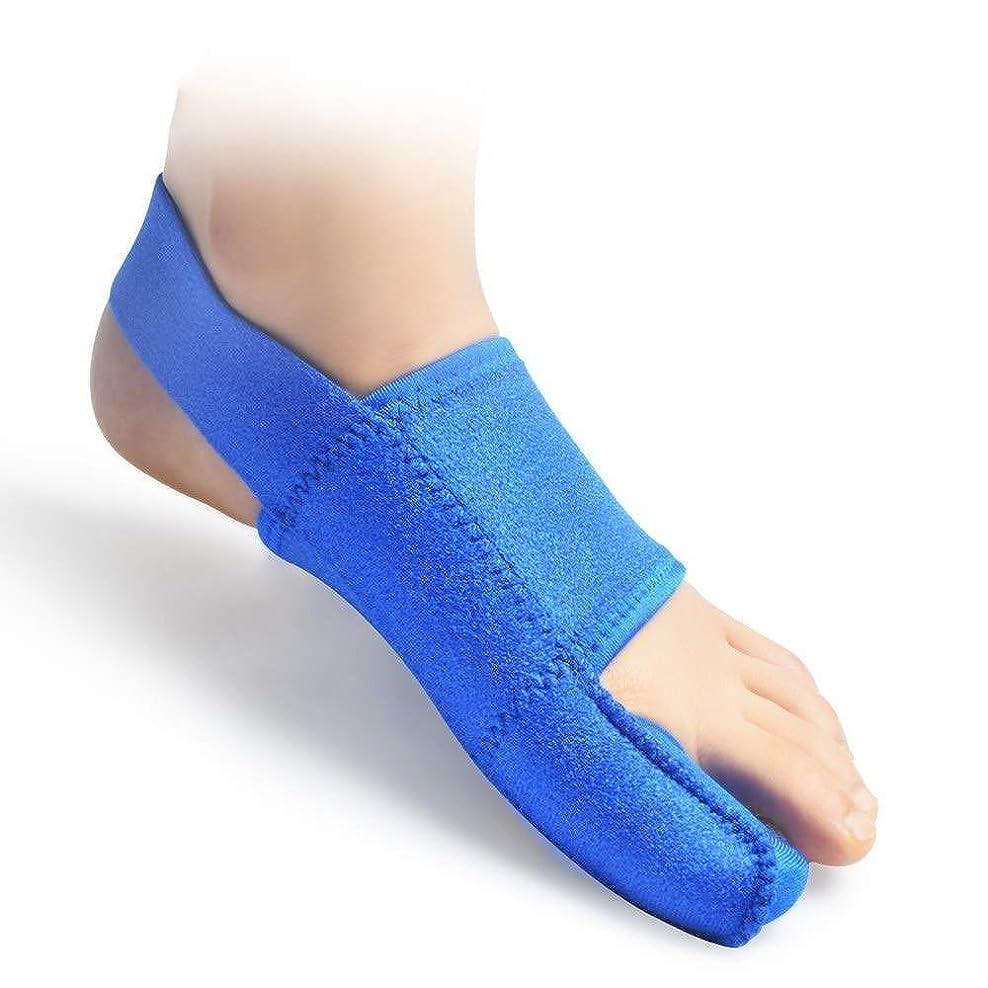 学部私たちのものルーチンつま先セパレーター、つま先セパレーター、ハンマーの痛みのための超ソフトで快適なつま先のつま先つま先セパレーター装具,Left Foot