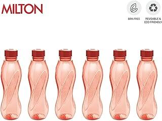 MILTON Oscar Multipurpose Water Bottle BPA Free Leak Proof & Reusable 6 Piece Set, 33 oz