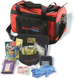 Ready America 77100 Cat Evacuation Kit
