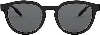 Luxury Fashion | Giorgio Armani Mens AR8115500187 Black Sunglasses | Season Outlet