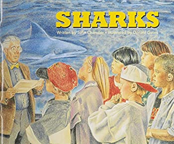 Sharks 0813609917 Book Cover