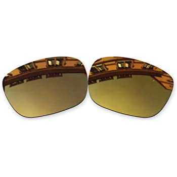 Replacement Lenses for ELECTRIC KNOXVILLE XL Sunglasses Multi-Color Anti-Scratch Anti-Glare UV400 by SeekOptics