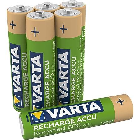 Varta Recharge Accu Recycled Ready To Use Vorgeladener Elektronik