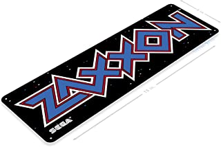 "Tinworld TIN Sign A693 Zaxxon Arcade Shop Game Room Marquee Metal Sign Retro Console 6"" x 18"""