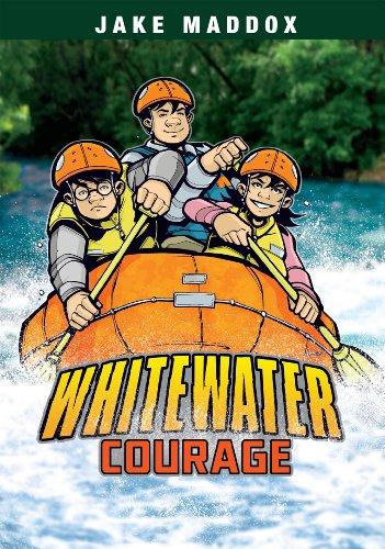 Whitewater Courage (Jake Maddox Sports Stories) (English Edition)