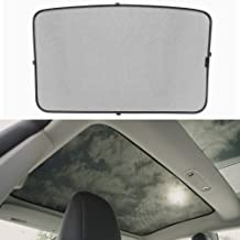 BASENOR Model 3 Front Glass Roof Sunshade Window Sunroof Sun Shade Sun Protection for Tesla Model 3