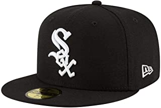 New Era 59FIFTY Chicago White Sox MLB 2017 Authentic Collection On Field Game Cap
