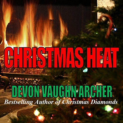 Christmas Heat audiobook cover art