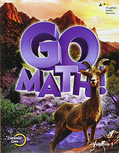 Go Math!: Student Edition Set Grade 6 2015