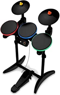 Guitar Hero 6 Warriors of Rock Wireless Drums for Xbox 360