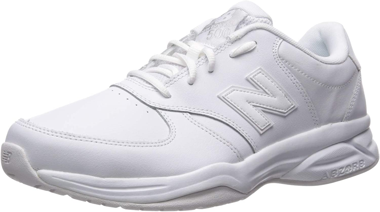 New Balance Mens 500v1 Leather Cross Trainer