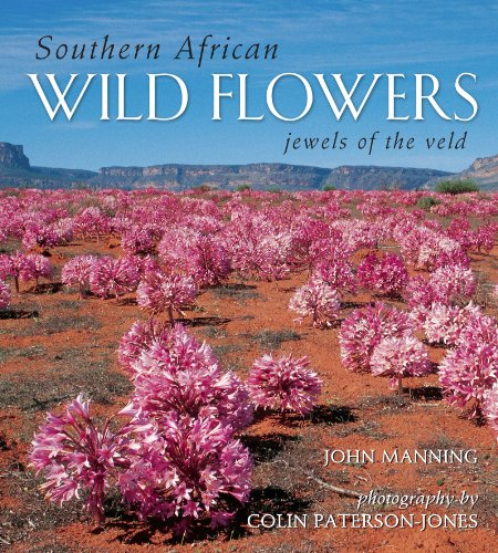 Southern African Wild Flowers - Jewels of the Veld (English Edition)