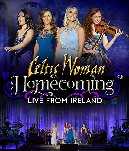 Celtic Woman - Homecoming - Live From Ireland (DVD)(STD) (Now Available)