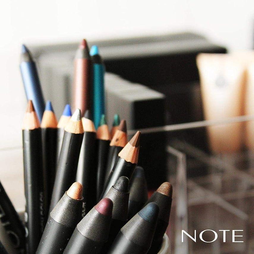 反逆者質量乱暴なNOTE Cosmetics ウルトラリッチ色のアイペンシル、0.04オンス 04マリン 第04