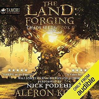 The Land: Forging cover art