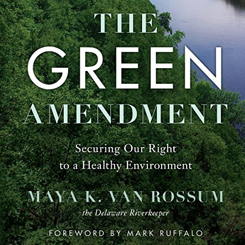 The Green Amendment: Securing Our Right to a Healthy Environment audiobook cover art