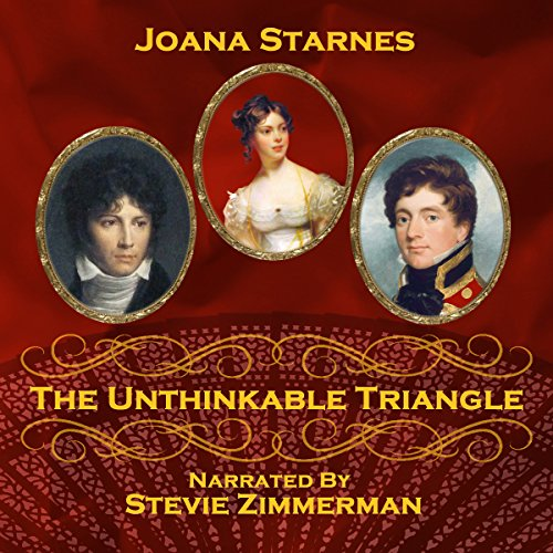 The Unthinkable Triangle audiobook cover art