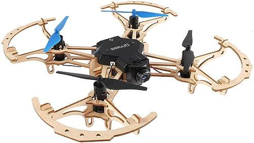 iHAZA ZL100 DIY H erne Quadrocopter Fernbedienung mit HD Kamera Video Flugzeug Drone