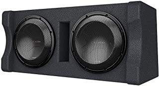 """$318 » Sponsored Ad - Kenwood Excelon P-XW1221D Ported 2-ohm Dual Loaded Enclosure with Two 12"""" Subwoofers"""