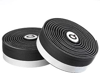 Prologo Onetouch 2 Gel Handlebar Tape Grips & Tape - Black/White - Gel