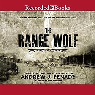 The Range Wolf audiobook cover art