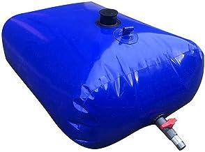 XBSXP Seau extérieur de conteneur de Stockage d'eau de Grande capacité, réservoir de Stockage d'eau de Secours portatif av...