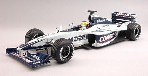 punto de venta Hot Wheels HW26735 HW26735 HW26735 Williams FW22 N.9 RALF Schumacher 2000 1 18 Die Cast Model Compatible con  precios al por mayor