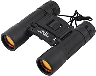 Cartshopper Powerful Portable Compact Mini Pocket 10x25 with Powerful Lens 101 to 1000m Vision Binoculars Telescope for Camping Travel Concerts Outdoors Binoculars