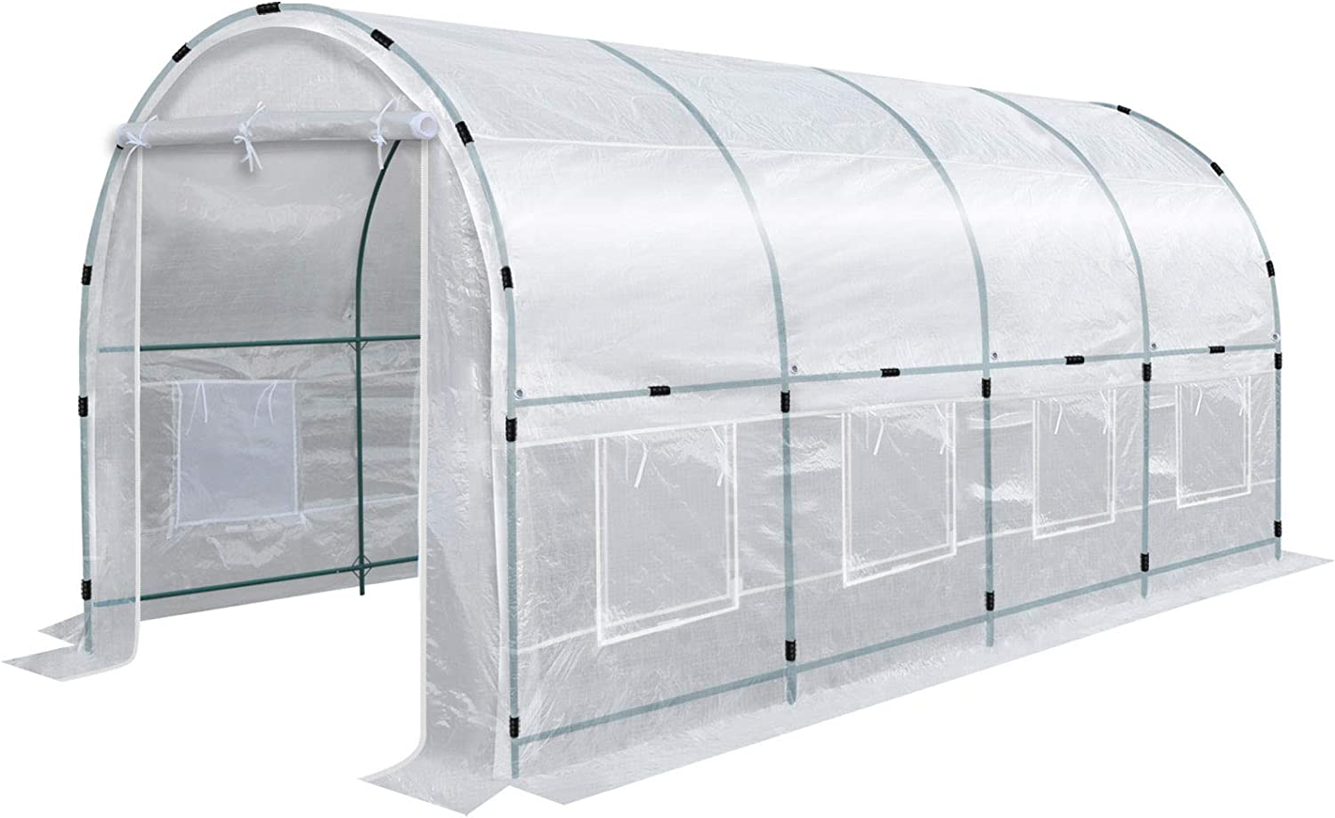 Cash special price Strong New Shipping Free Shipping Camel Large Walk-in Plants Garden Greenhouse Gre Portable