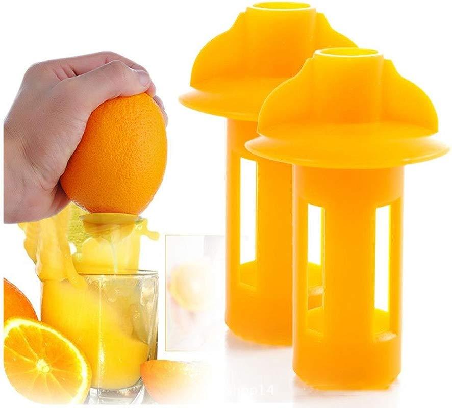 Mini Manual Hand Juicer Citrus Squeezer Lemon Juicer Faucet Juice Extractor Press All In 1