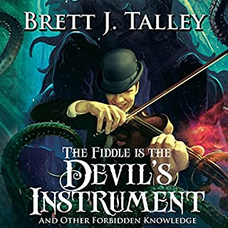The Fiddle Is the Devil's Instrument audiobook cover art