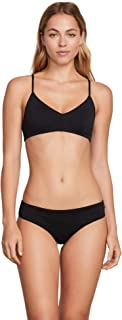 Volcom Women's Junior's Simply Seamless Modest Bikini Bottom