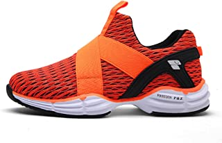 XiXiHao Women's Running Shoes Road Walking Sneakers Lightweight Aeration Daily Wearing for Boy and Girl