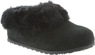BEARPAW Women's Liliana Slipper Black II Size 8 B(M) US