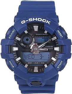 Casio G-Shock Men's Analog-Digital Dial Resin Band Watch