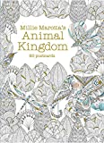 Millie Marotta's Animal Kingdom: 50 Postcards (A Millie Marotta Adult Coloring Book)
