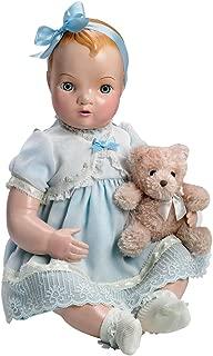 antique porcelain doll with 3 faces