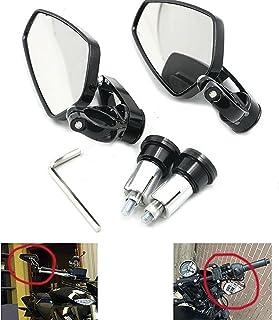R/ückspiegel Spiegel Set Yamaha MT-09 MT-03 MT-125 V41 SP MT-07